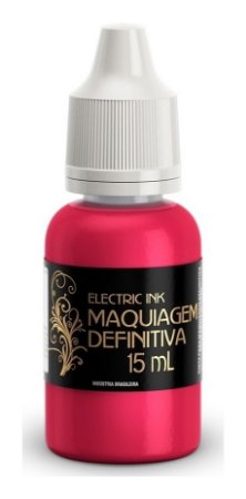 Pigmento Electric Ink Lábios Pink 15ml