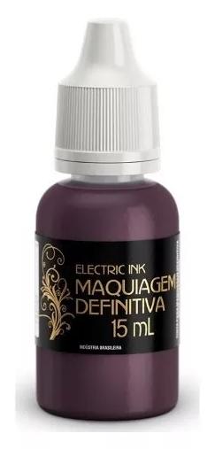 Pigmento Electric Ink Lábios Terracota 15ml