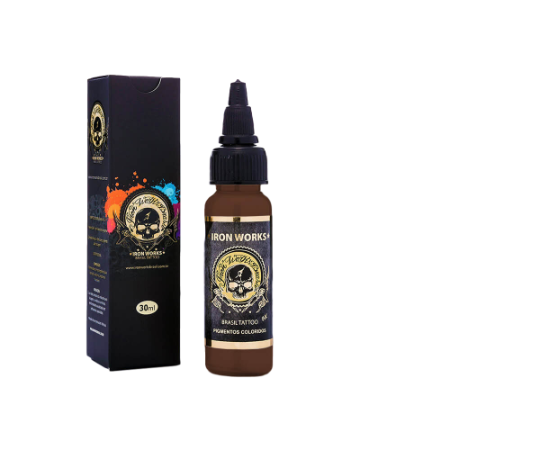 Iron Works Tattoo Chocolate 30ml