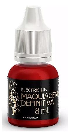 Pigmento Electric Ink Lábios Vermelho 8ml
