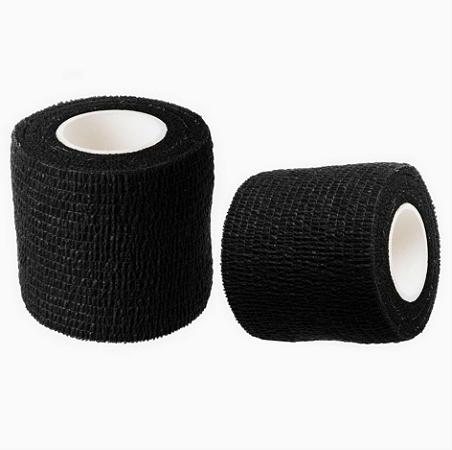 Bandagem Elástica Protetora Micropigmentação Preta
