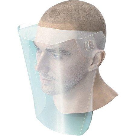 Protetor Facial com Elástico Grosso (Face Shield) Dello