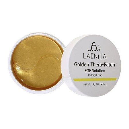 Pads de Hidrogel Golden Thera-Patch Laenita Máscara de Olhos