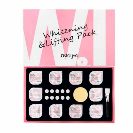 Whitening & Lifting Pack - Stayve - Kit Facial