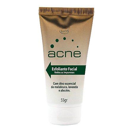 Esfoliante Facial Acne com Óleos Essenciais 55gr