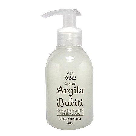 Sabonete Argila & Buriti 200ml