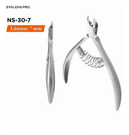 Alicate de Cutícula Staleks Pro - Série Smart 30 - NS-30-7