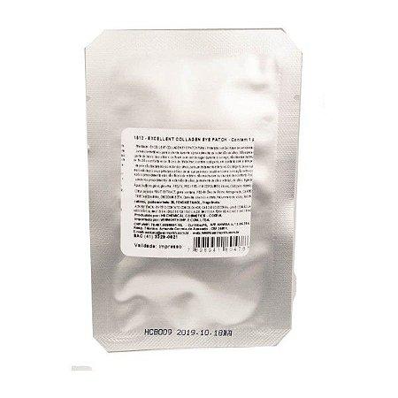 10 Und. Protetor de Pálpebras em Gel para Extensão de Cílios Excellent Eye Patch