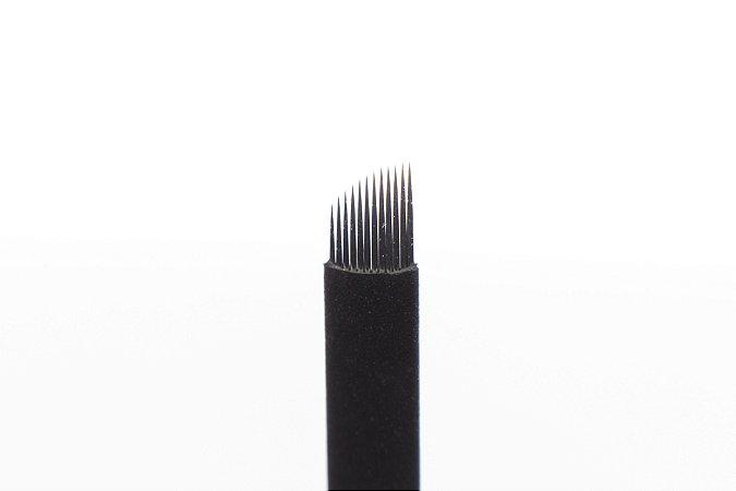 Lâmina Flex MF Makeup 12 pontas 0,18mm