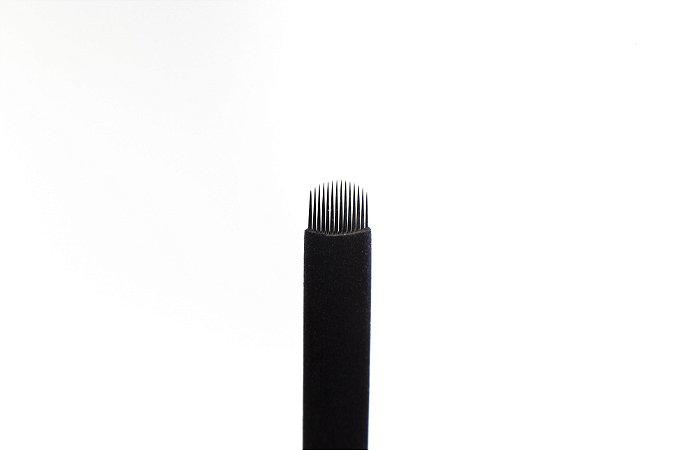 Lâmina Flex MF Makeup 14U pontas 0,18mm
