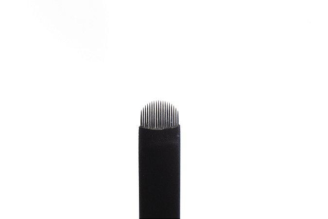 Lâmina Flex MF Makeup 18U pontas 0,18mm