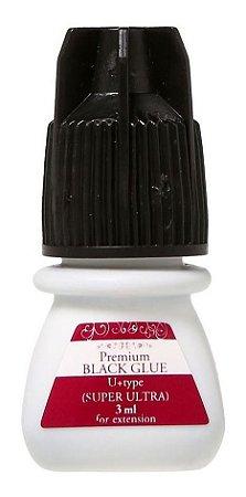 Cola Cílios Premium Black Glue 3ml
