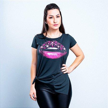Camiseta T-Shirts Lábios
