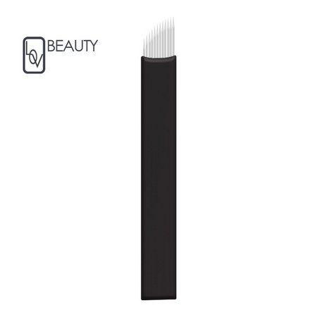 Lâmina Flex Lov Beauty Nano Blade 18 Pontas 0,15mm