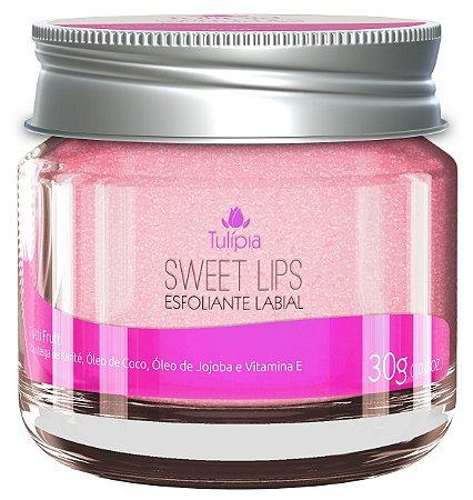 Esfoliante Labial Sweet Lips 30gr - Tulipia