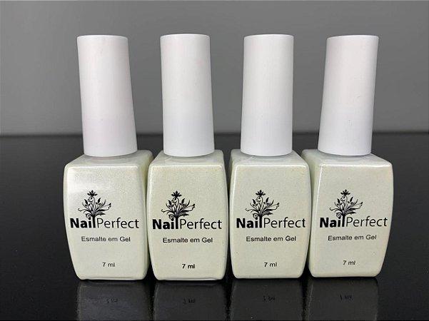Esmalte em Gel Hipoalergênico Nail NP Perfect 7ml