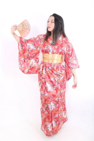 Kimono Longo Ryu