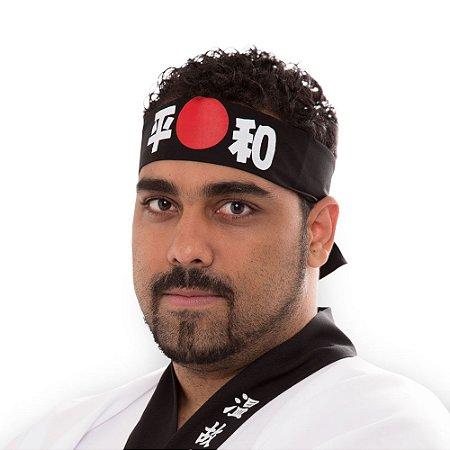 Hachimaki Heiwa (Ideograma Paz)