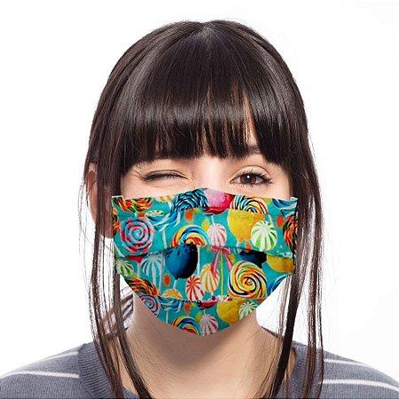 Máscara Pirulito