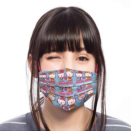 Máscara Hello Kitty Médico