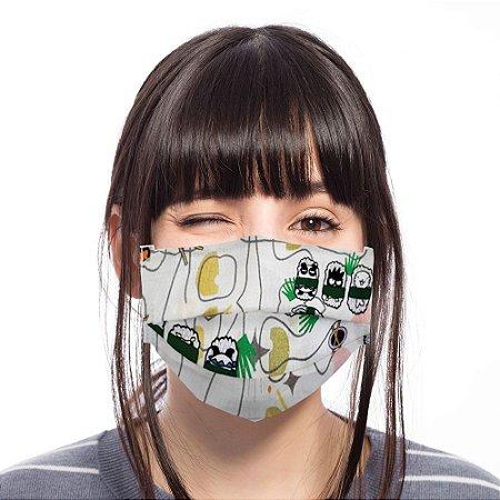 Máscara Badtz- Maru  Adulto /  Juvenil