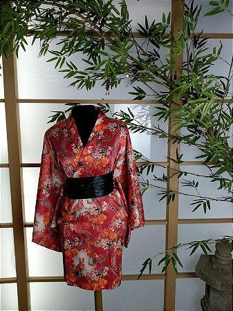 Kimono Curto Ryu
