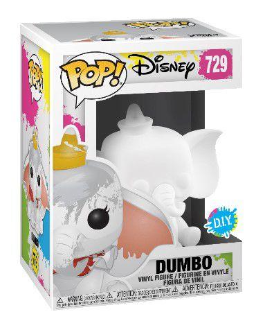 POP Funko - Dumbo D.I.Y #729