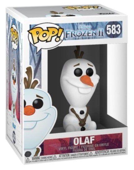 POP Funko - Olaf - Frozen 2 #583