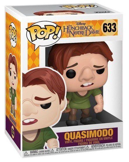 POP Funko - Quasimodo - O corcunda de Notre Dame #633