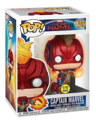 POP Funko - Capitã Marvel #433