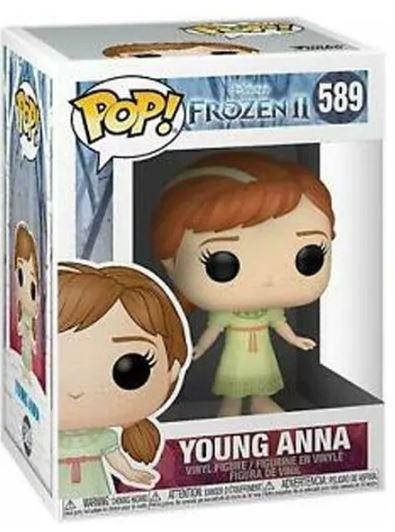 POP Funko - Young Anna - Frozen 2 #589
