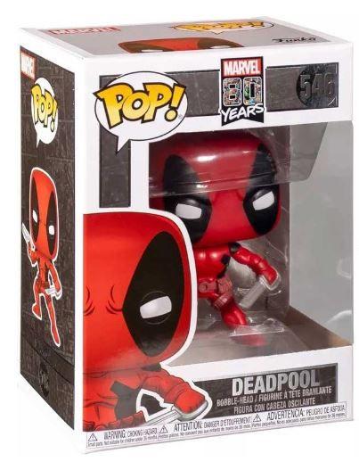 POP Funko - Deadpool #546