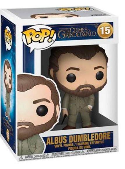 POP Funko - Albus Dumbledore #15