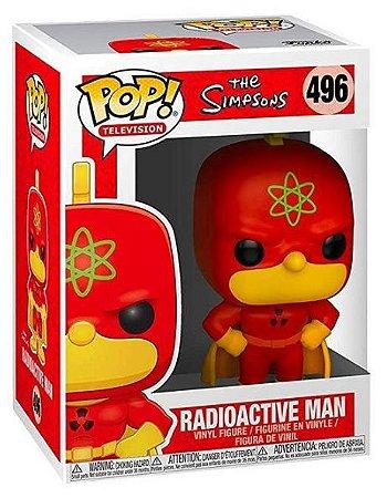 POP Funko - Radioactive Man - The Simpsons #496