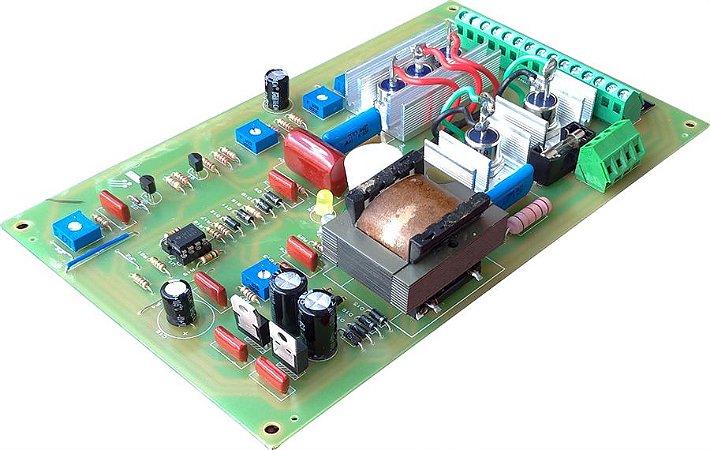 Placa Eletrônica para Controle de Varimot de até 100Cv