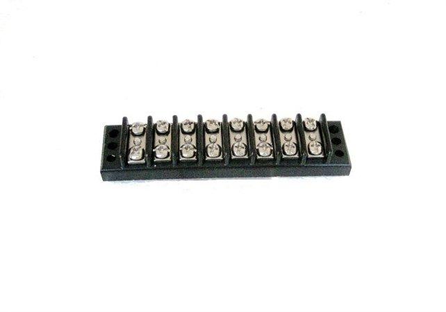 Conector Régua TP-08 - Baquelite PFN  C/Fix.