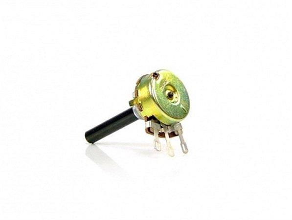 Potenciômetro Linear s/c 23mm - 10K