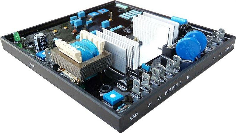 AVR Regulador de Tensão para Geradores Brushless SRT10D