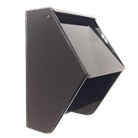 Proteção para leitor biométrico - Inclinada 14x21cm