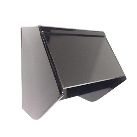 Proteção para leitor biométrico - Inclinada 14x14cm