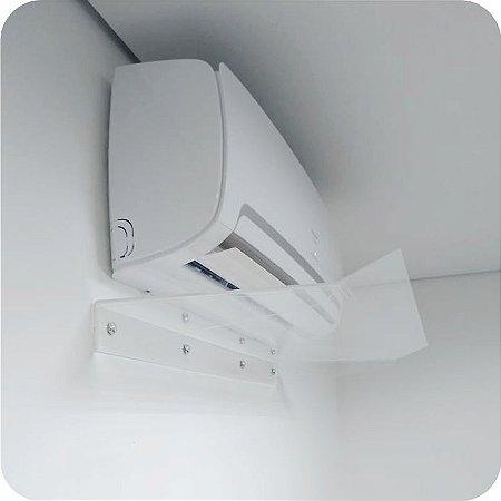 Defletor para ar condicionado Split