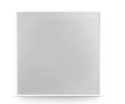 """Arandela Frahm - 6"""" FR  c/ Trafo 40W quadrada Caixa de Som de Embutir"""