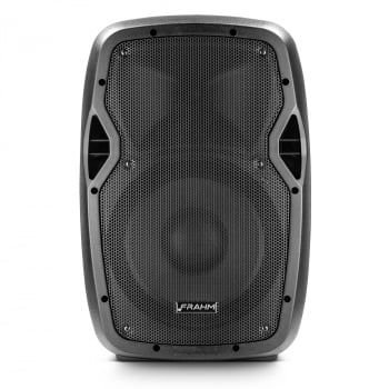 Caixa Amplificada Profissional Ativa Frahm - GR 10A Bluetooth 200W