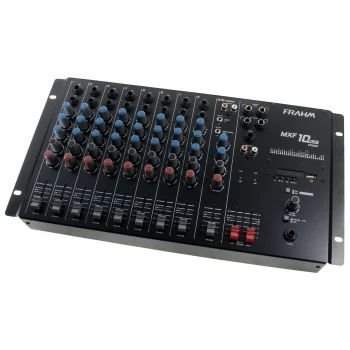 Mesa de Som Frahm - MXF 10 canais USB