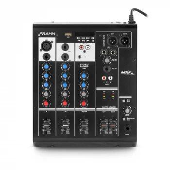 Mesa de Som Frahm - MXF 4 canais Bluetooth