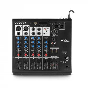 Mesa de Som Frahm - MXF 6 canais Bluetooth