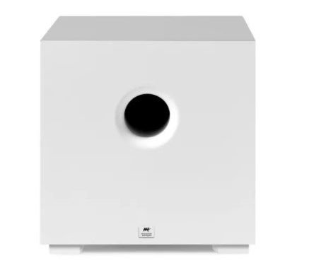 Subwoofer Ativo Aat Compact Cube 10 240w Branco
