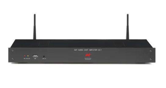 Amplificador Audiocast Digital Aat Ac-1 Wi-fi E Bluetooth