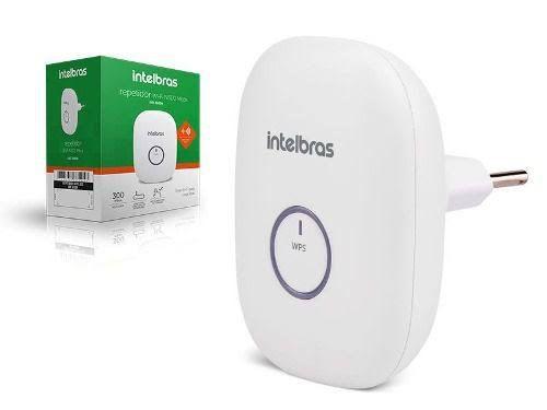 Repetidor Wireless IWE 3000N - Intelbras