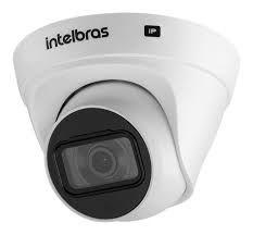 Câmera Dome IP Intelbras VIP 3430 D PoE Resolução 4 Megapixel